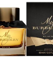 Baram My Burberry Black