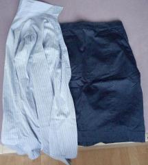 Suknja i kosula