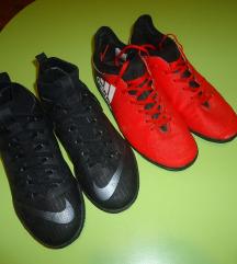 Nike mercural+Adidas techfit br.37.5