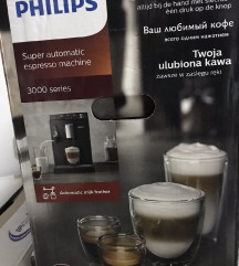 Espreso masina so melnica Philips