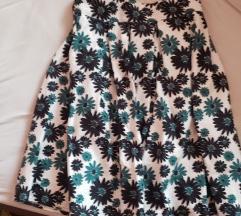 Нова цветна сукња