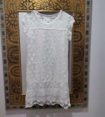 Novo!!! Romanticno belo fustancSlika kako stoi