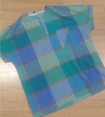 Zeleno- plava kosula
