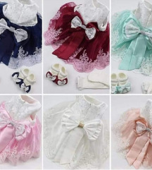 Novi  fustancinja za bebe