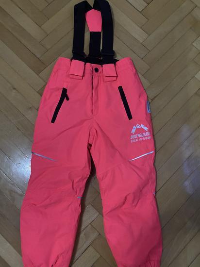 Detski zimski ski pantaloni