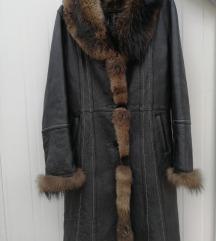 Кожна бунда со крзно