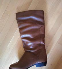Нови кожни чизми  37 и 38