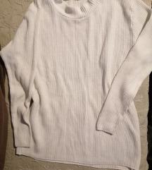 Бел џемпер ➡️ 100ден.