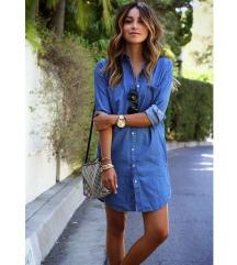 Kosula - fustan teksas