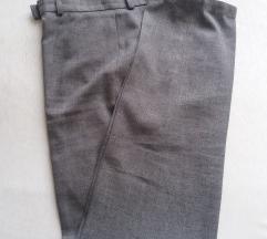 sivi pantaloni novi NAMALENI 150DEN
