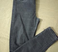 Sivkasti pantaloni