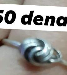 Srebreni prsteni