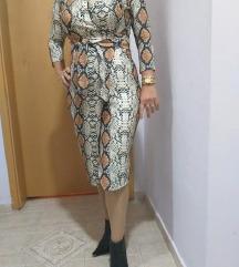Popust 800 den-Ekstravaganten fustan