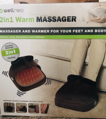 2in1 Warm Massager