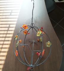 висечки украс за чаши со свеќи