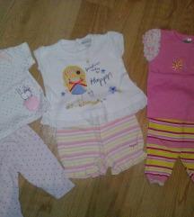 3 kompleti za novorodence