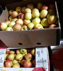 Prodazba na jabolki