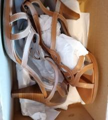 Бата кожни сандали