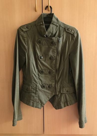 Bershka aviator палто