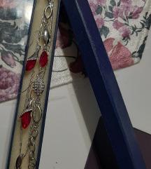 Nov set nakit so swarovski elements