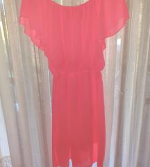 Roze fustan