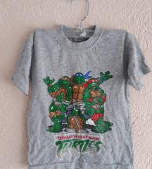Детска маичка со нинџа желки