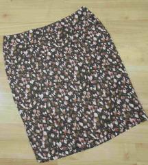 NOVO Cvetna suknja  L