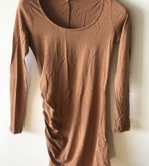 Долга блуза Bershka