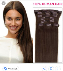 100% human extensions col.2