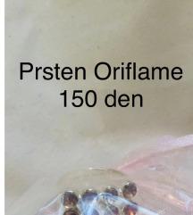 Prsten Oriflame SKROZ NOV POPUST 100 den