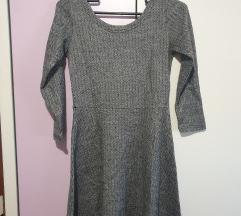 Сив фустан