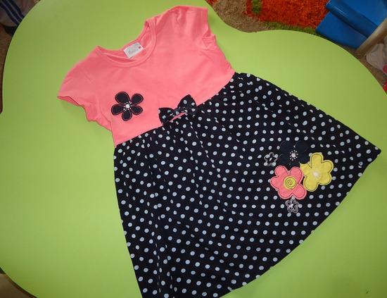 Breeze fustan za 5-6god+podarok Place shorc