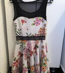 Нов цветен фустан!
