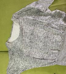 Nova svilena bluza kosula