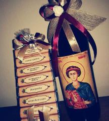 Вино и чоколатца Митровден