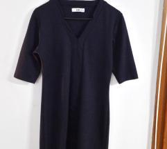 *600*Zimski italijanski teget fustan GARZIA br.L,M