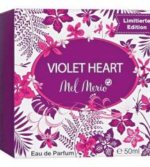 violet Heart Mel Merio