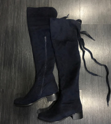 Тегет чизми над колена