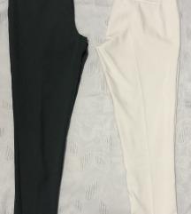 Namaleni Dva para stof pantaloni