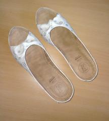 Letni anatomski papuči