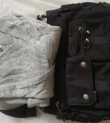 Mango торба+ подарок хеклано џемперче