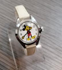 Casovnik saat Mickey Mouse zenski detski