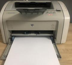 Printer crno bel