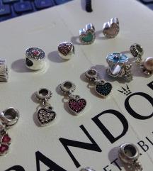 Pandora privezoci 250 denari parce