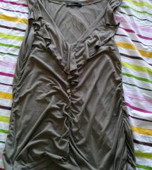 Маица мини фустан