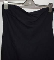 SISLEY Црн фустан(поголем број)