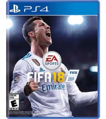 Igra za PS4 FIFA 18