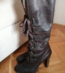 LEA FOSCATI - кожни чизми - намалени