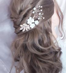 Цвет за коса и разни фризури