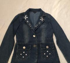 Jeans palto/ POPUST 350 den